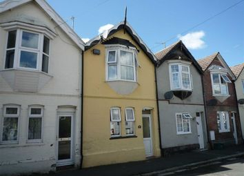 Thumbnail 2 bed terraced house for sale in Ferndale Road, Weymouth, Dorset