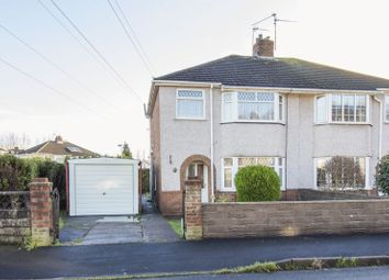 Thumbnail 3 bed semi-detached house to rent in Pembroke Grove, Newport