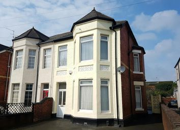 Thumbnail 5 bed semi-detached house to rent in Caerleon Road, Newport
