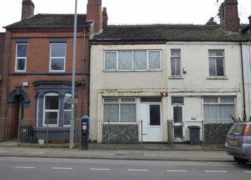 Thumbnail 2 bedroom terraced house for sale in Moorland Road, Burslem, Stoke-On-Trent
