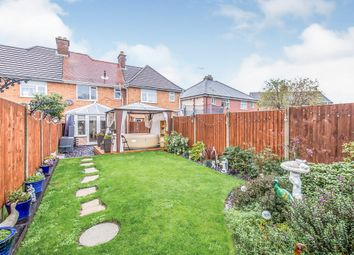 3 bed town house for sale in Tudor Road, Hinckley LE10