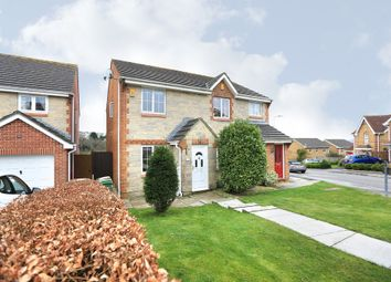 Thumbnail 2 bed semi-detached house for sale in Highglen Drive, Plympton, Plymouth