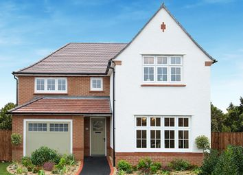 "Thumbnail 4 bedroom detached house for sale in ""Marlow"" at Thanet Way, Herne Bay"