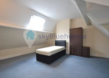 Thumbnail 3 bedroom flat to rent in Loughborough Road, Leicester