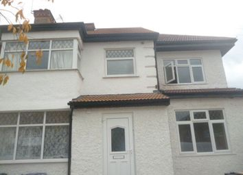 Thumbnail 1 bed flat to rent in Orchard Crescent, Edgware