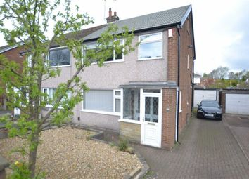 Thumbnail 3 bed semi-detached house for sale in Cornwall Road, Rishton