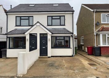 Thumbnail 5 bed semi-detached house for sale in Bradley Road, Slough
