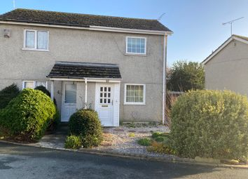 Thumbnail 1 bed semi-detached house for sale in Grove Park, Torpoint