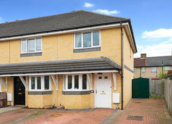 Thumbnail 2 bed semi-detached house for sale in Brooking Close, Dagenham