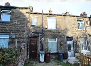 Thumbnail 1 bedroom terraced house for sale in Lidget Place, Bradford