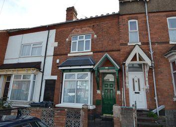 Thumbnail 3 bed terraced house for sale in Oakwood Road, Sparkhill, Birmingham