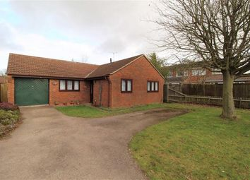 Thumbnail 3 bed detached bungalow for sale in Coombe Drive, Binley Woods, Coventry