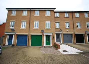 Thumbnail 3 bed town house to rent in Sachfield Drive, Chafford Hundred, Grays