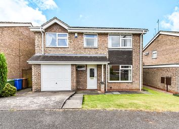 Thumbnail 4 bedroom detached house for sale in Stanage Green, Mickleover, Derby