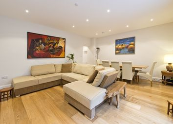 Thumbnail 3 bed flat to rent in Clanricarde Gardens, Notting Hill, London