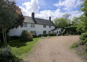 Thumbnail 5 bedroom equestrian property for sale in Drewsteignton, Exeter