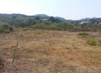Thumbnail Land for sale in Karoubatika, Pelekas, Corfu, Ionian Islands, Greece