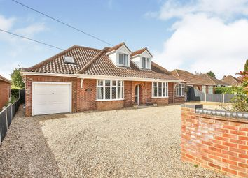 5 bed bungalow for sale in Reepham Road, Hellesdon, Norwich NR6
