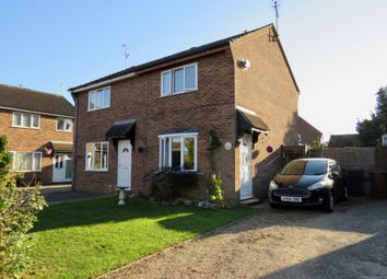 Thumbnail 2 bed semi-detached house for sale in Wordsworth Road, Stowmarket