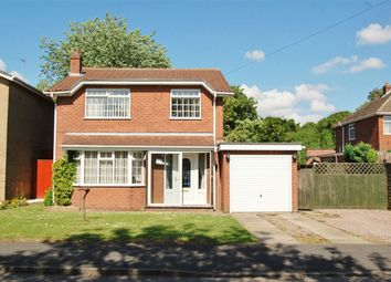 Thumbnail 3 bed detached house for sale in Park Close, Spalding, Lincolnshire