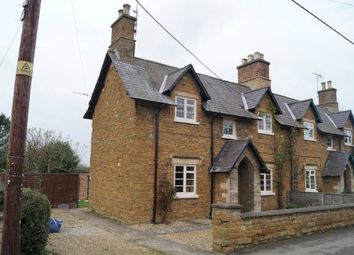 Thumbnail 3 bed cottage to rent in Main Street, Woolsthorpe, Grantham