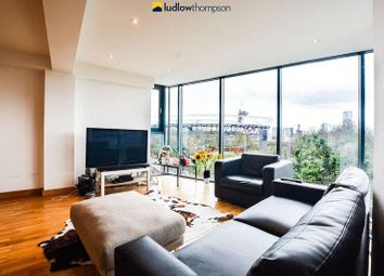 Thumbnail 1 bedroom flat to rent in Dace Road, London