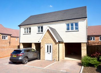 Thumbnail 2 bed flat for sale in Clayhill Gardens, Hoo, Rochester