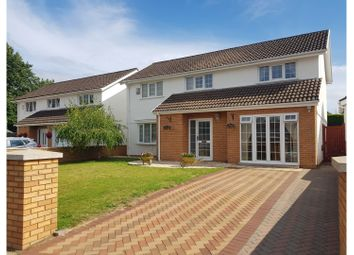 Thumbnail 4 bed detached house for sale in Clos Tirffordd, Penllergaer