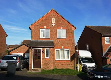 Thumbnail 3 bed link-detached house to rent in Chatfield Way, East Malling, West Malling