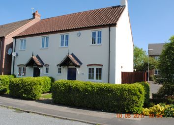 Thumbnail 2 bed semi-detached house to rent in King Street, Kirton, Boston