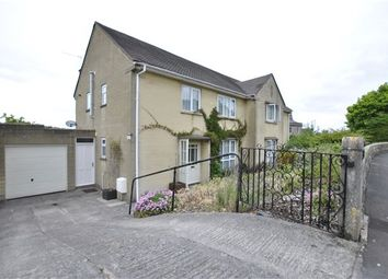 Thumbnail 3 bedroom semi-detached house for sale in Minster Way, Bath, Somerset