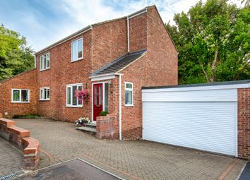 Thumbnail 4 bed detached house for sale in Nash Road, Royston