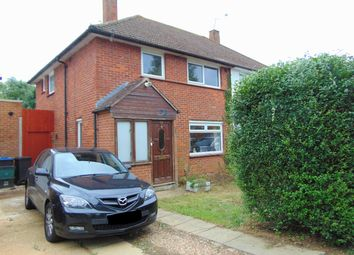 Thumbnail 3 bed semi-detached house for sale in Homestead Way, New Addington, Croydon