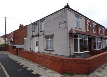 Thumbnail 2 bed end terrace house for sale in Malvern Avenue, Blackpool, Lancashire