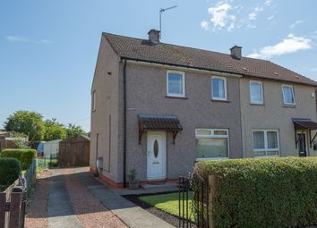 Thumbnail 2 bed semi-detached house for sale in Carnethy Crescent, Kirkcaldy