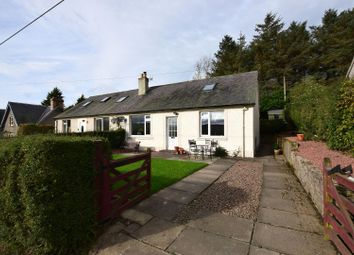 Thumbnail 3 bed semi-detached house for sale in Chesters Brae, Chesters, Nr Hawick