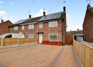 Thumbnail 3 bed semi-detached house for sale in Kinlet Road, Bestwood Park, Nottingham