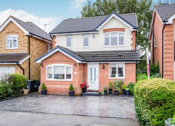 Thumbnail 3 bed detached house for sale in Kempton Drive, Dunsville, Doncaster