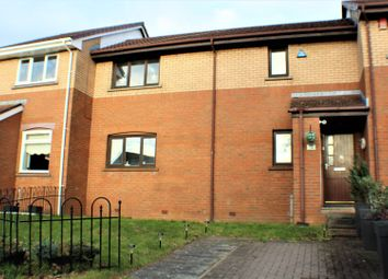 Thumbnail 2 bed terraced house for sale in Redwood Drive, Glasgow