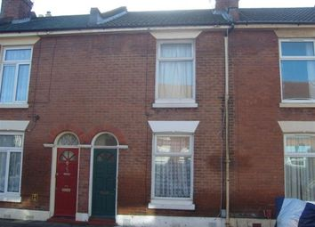 Thumbnail 3 bedroom property to rent in Cleveland Road, Southsea