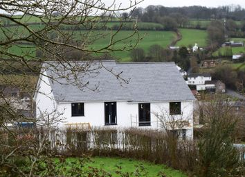 Thumbnail 4 bedroom semi-detached house for sale in Mill Street Common, Torrington