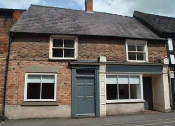Thumbnail 2 bed semi-detached house to rent in Watergate Street, Whitchurch, Shropshire