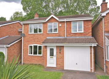 Thumbnail 4 bed detached house for sale in Berberis Road, Leegomery, Telford