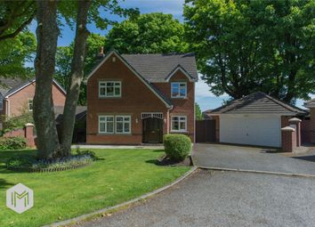 Thumbnail 4 bed detached house for sale in Markland Tops, Heaton, Bolton, Lancashire