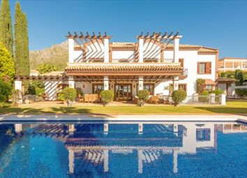 Thumbnail 7 bed detached house for sale in Sierra Blanca, 29610, Málaga, Spain