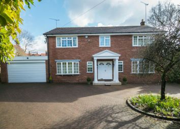 Thumbnail 4 bed detached house for sale in Cambridge Road, Hale, Altrincham