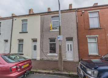 Thumbnail 2 bed terraced house for sale in Cameron Street, Barrow-In-Furness