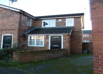 Thumbnail 2 bed end terrace house to rent in Westminster Court, Hoole, Chester
