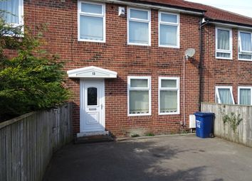 Thumbnail 3 bed terraced house to rent in Holmesdale Road, Newcastle Upon Tyne