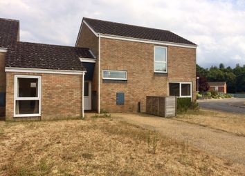 Thumbnail 4 bed end terrace house for sale in Apple Close, Raf Lakenheath, Brandon
